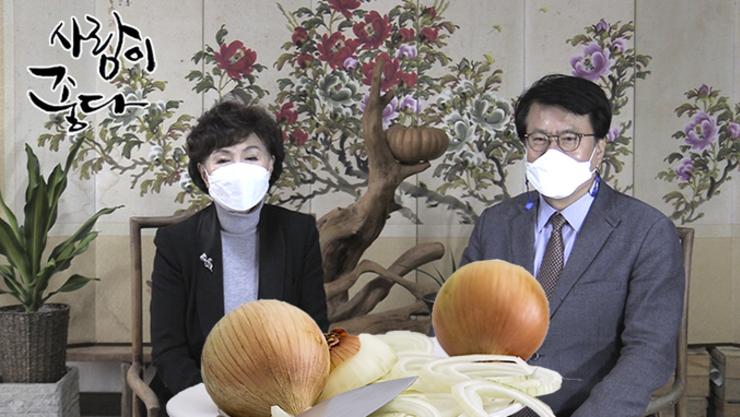 [푸드TV] 이근규의 건강밥상 이야기 - 나만의 양파 활용법 '양파라면' 어때요?