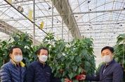 NH농협무역, 새해 농식품 수출 확대에 총력