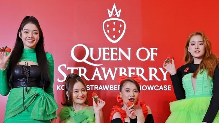 [업계는지금]'입안 가득한 봄'...식품.유통업계, 딸기 마케팅 한창