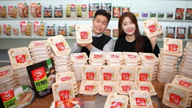 종합식품기업 속도 내는 하림, 즉석밥 시장 진출