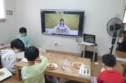 롯데중앙연구소, 놀이 과자 'KIT 만들기' 사회공헌 활동 진행