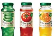 웅진식품, 주스 브랜드 '자연은' 180ml 꼬마병 디자인 리뉴얼