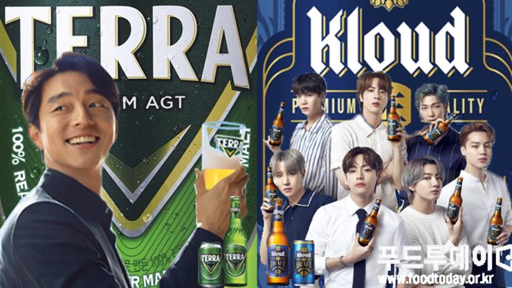 [업계는지금]맥주의 계절이 돌아왔다...이병헌부터 BTS까지 '별들의 전쟁'