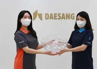 대상, 식품업계 최초 폐페트병 활용 친환경 유니폼 도입
