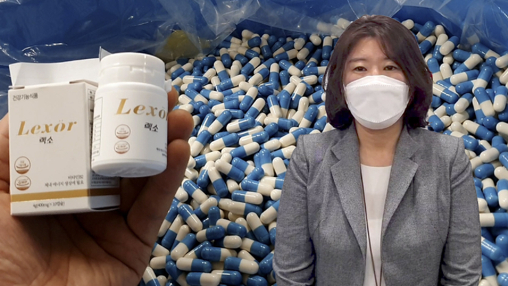 [푸드TV] 의약품 성분 검출 건강기능식품 수입‧제조‧판매업체 12곳 적발