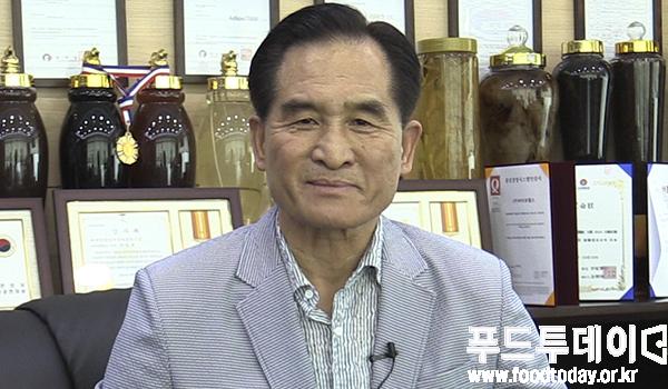 Kim Jin-su, Food Today editorial chief